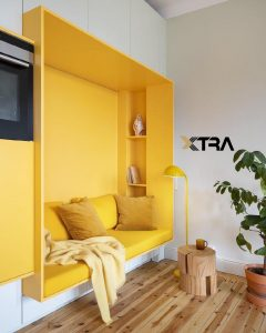 اتاق زرد