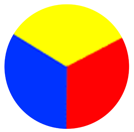 رنگ اصلی