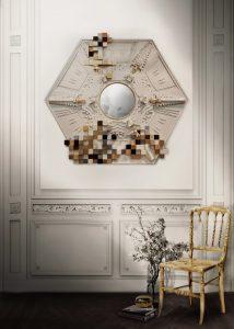 کاربرد آینه در دکوراسیون داخلی خانه