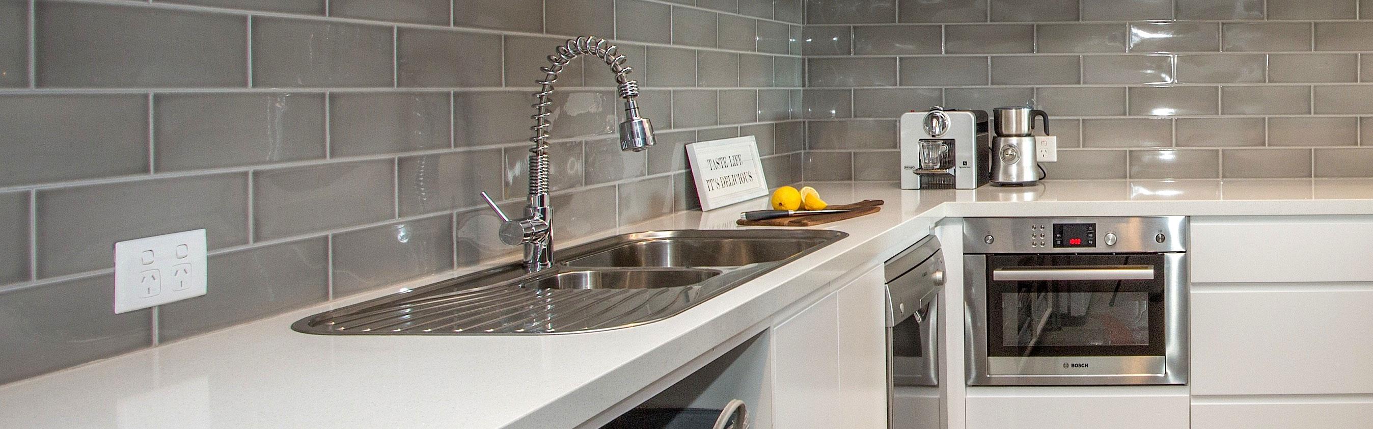 طراحی آشپزخانه برای چپ دست ها