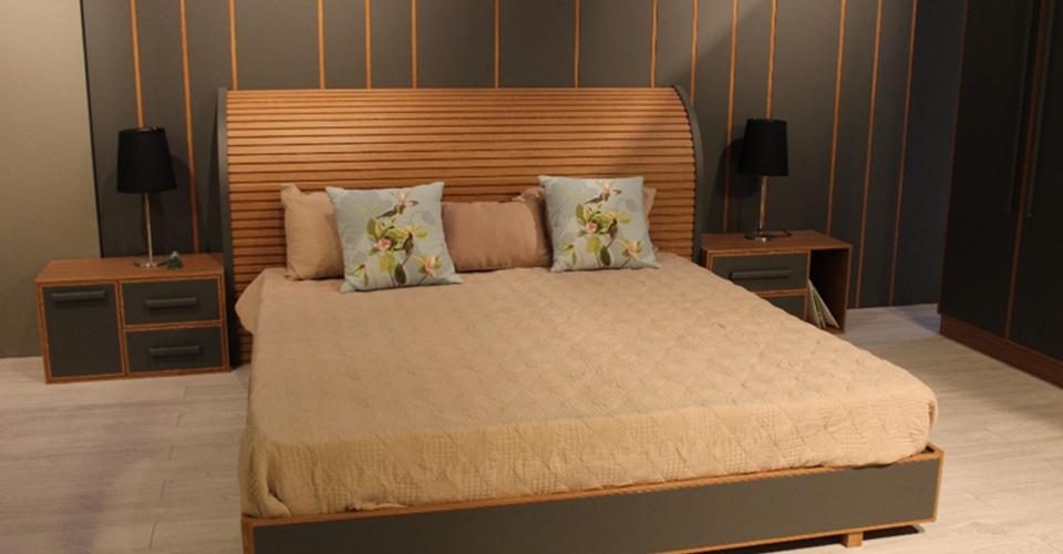 دکوراسیون اتاق خواب فقط از مبلمان نیست